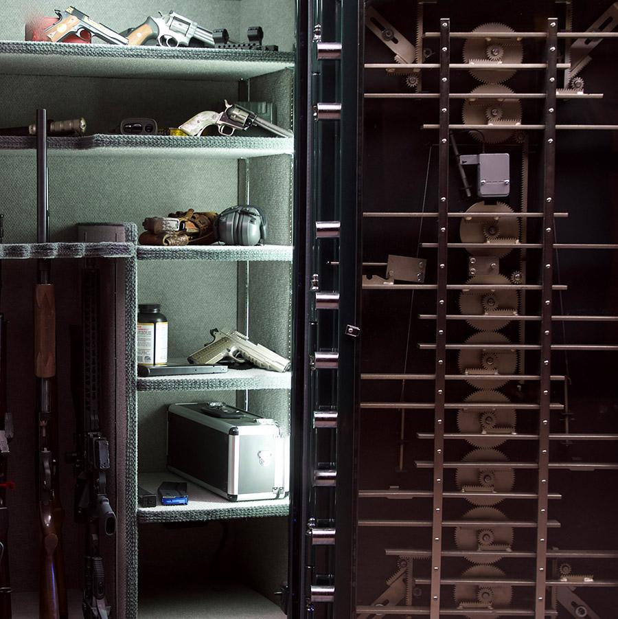 Hoogerhyde Gun Safes Gun Cabinets Floor Safes Antique