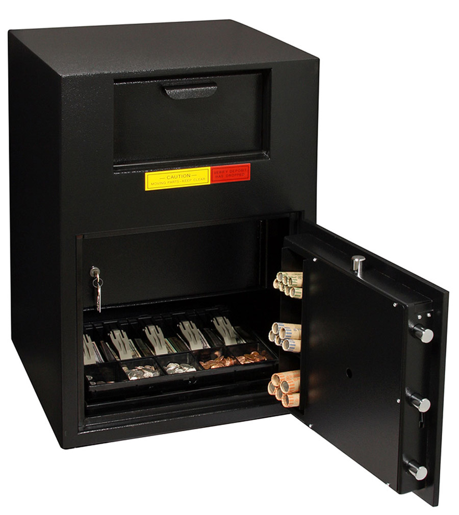 Cash Handling Or Storage Commercial And Business Safes