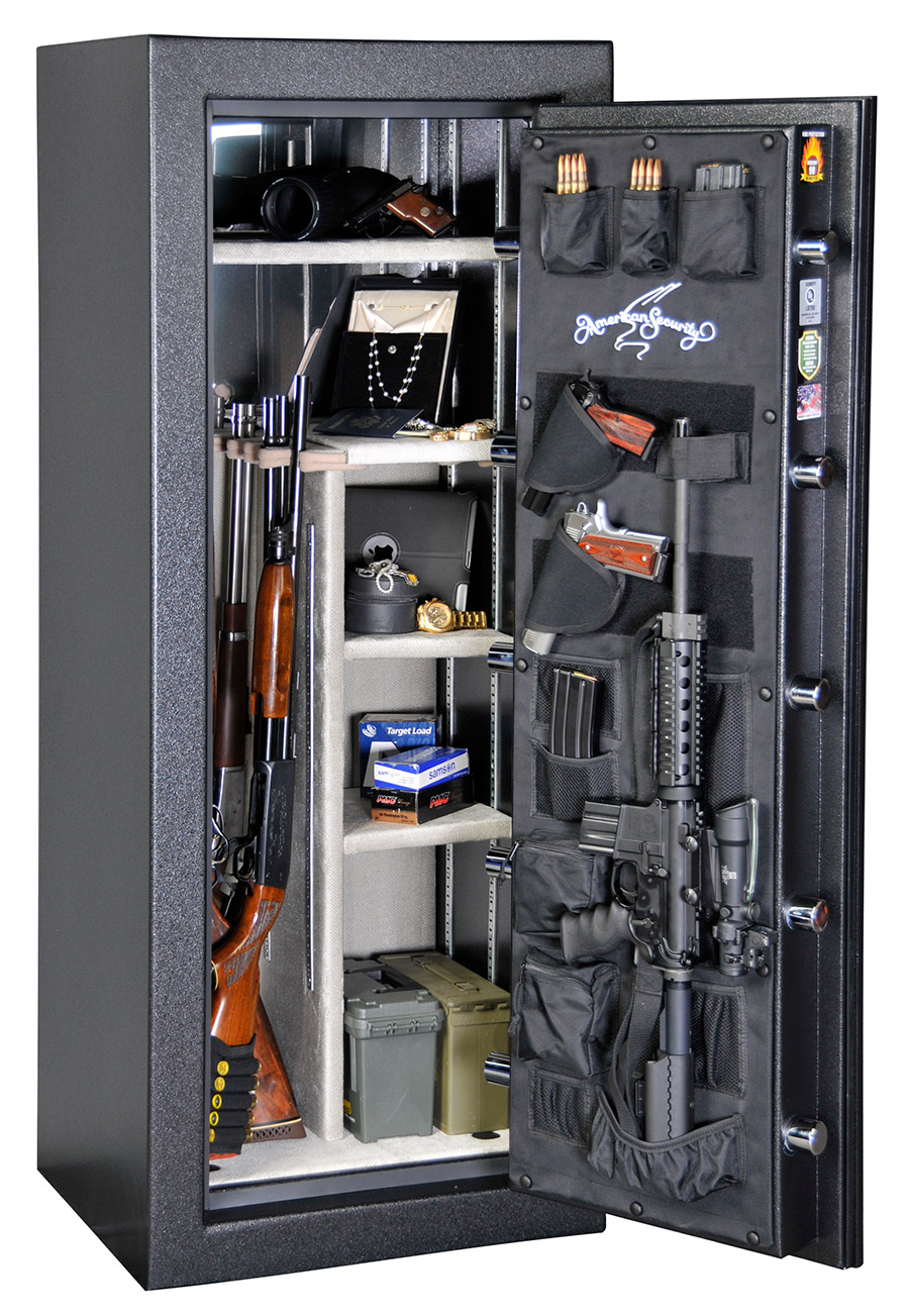 Serious Security for Your Guns  sc 1 st  Hoogerhyde Safe u0026 Lock : secure gun cabinet - Cheerinfomania.Com