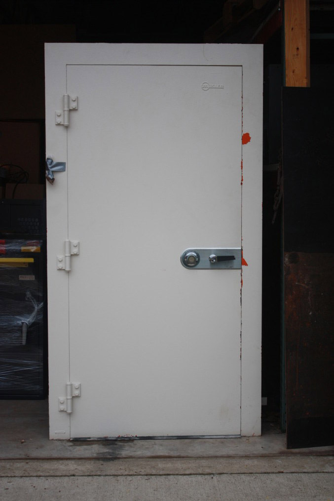 Finding a used vault door that fits your needs may be a challenge, but if  you get lucky, you might find something cool for a reasonable price. - Used Vault Doors For Sale Antique Vault Doors Hoogerhyde Safe & Lock