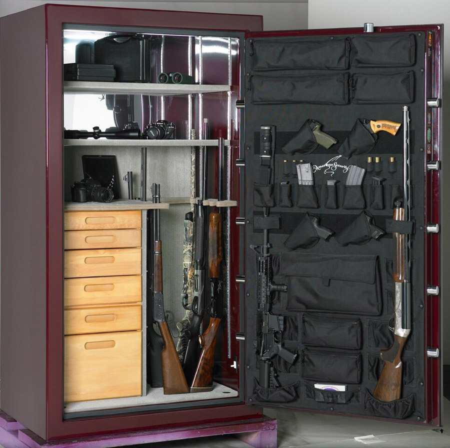 Choosing A Gun Safe or Pistol Safe | Hoogerhyde Safe & Lock