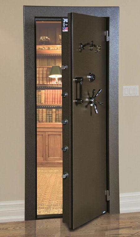 newvault1.jpg - New Vault Doors For Sale Safe Room Vault Doors Hoogerhye Safe & Lock