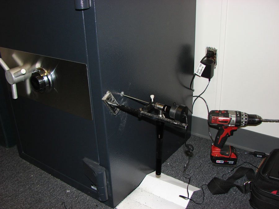 Opening Locked or Broken Safes | Cost of Opening a Damaged Safe