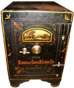 Buy, Sell Antique Safes | Antique Safes For Sale Grand